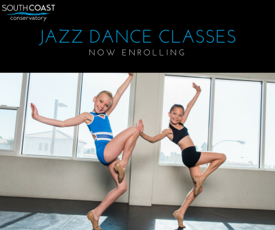 Jazz Dance Class Ad on Facebook