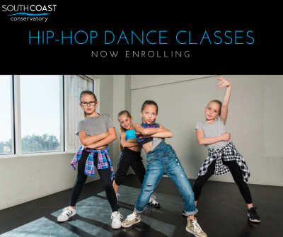 Hip-Hop Classes Ad on Facebook